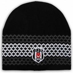 Besiktas Beanie Mütze Winter-Fanartikel für BJK-Fans