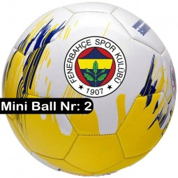 Fenerbahce Mini-Ball Skills kleines Fussball Accessorie