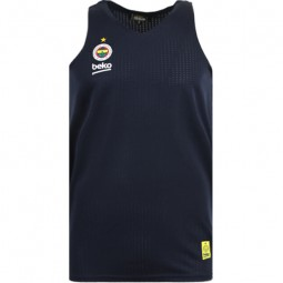 Fenerbahce Basketball Trikot Auswärts dunkelblau Shirt