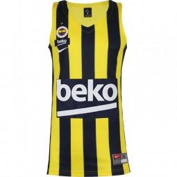 Fenerbahce Basketball-Trikot Nike Euroleague Jersey