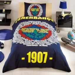 Fenerbahce Bettwäsche Heimtextilien für Fans Bettbezug