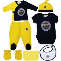 Fenerbahce Erstlingsset für Neugeborene Baby-Outfit