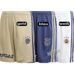 Fenerbahce Hose zum Trikot Adidas Fussball-Shorts Store