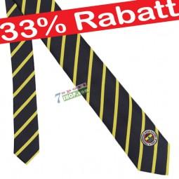 Fenerbahce Krawatte Edel Business-Accessoire für Herren