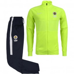 Fenerbahce Trainingsanzug Nike für Profis zum aufwärmen