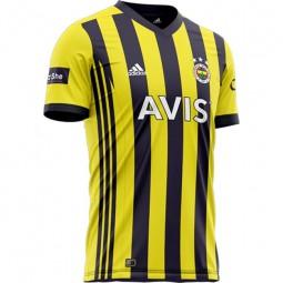 Fenerbahce Heim-Trikot vom Adidas 2020/2021 Home Shirt