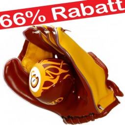 Galatasaray Baseball Handschuh und Ball Set Fanartikel