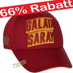 Galatasaray Cap mit Schriftzug und Leder 1905 - Rabatt