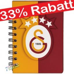 Galatasaray Erinnerungsheft Geschenkidee für Schüler