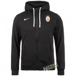 Galatasaray Sportjacke Nike Hoodie Fleece Kapuzenjacke
