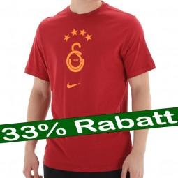 Sonderangebot Galatasaray T-Shirt Nike Tee Fan-Store