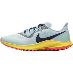 Nike Air Zoom Pegasus 36 Trail Herren-Laufschuhe blau