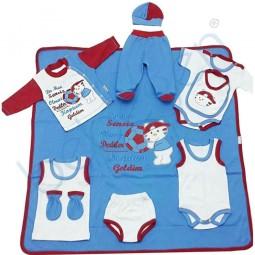 Trabzonspor Erstlingsset für Neugeborene Baby