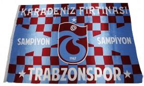 Trabzonspor Flagge Fahne