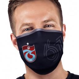 Trabzonspor Maske Gesichtmaske aus Stoff Mundschutz