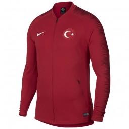 Türkei Trainingsjacke Nike Warm-up Sport-Aufwärmjacke
