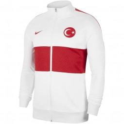 Türkei Präsentationsjacke Nike Hymnen-Trainingsjacke