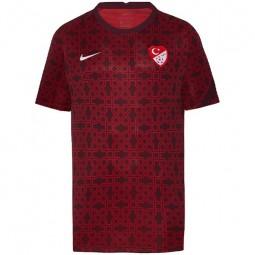 Türkei Trainingstrikot Nike Aufwärm-Trikot Pre-Match