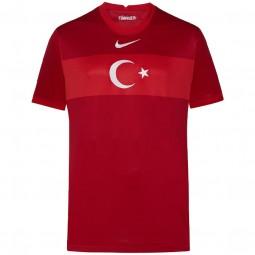 Türkei Auswärts-Trikot Nike rot 2020-2021 Fan-Shop