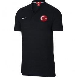 Türkei Nike Authentic Polo T-Shirt Nationalmannschaft