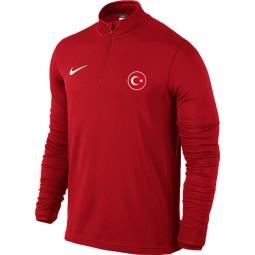 Türkei Trainingsshirt Top Nike Nationalmannschaft Sweat