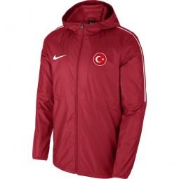 Türkei Regenjacke Windrunner rot Nationalmannschaft